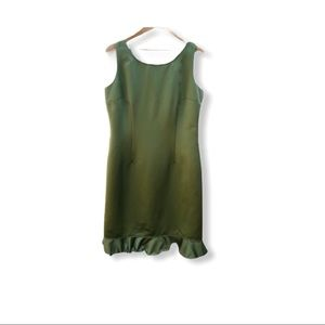 Nipon Boutique Dress Green